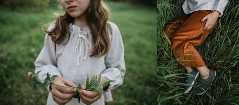 ethically made clothing for free-spirited children