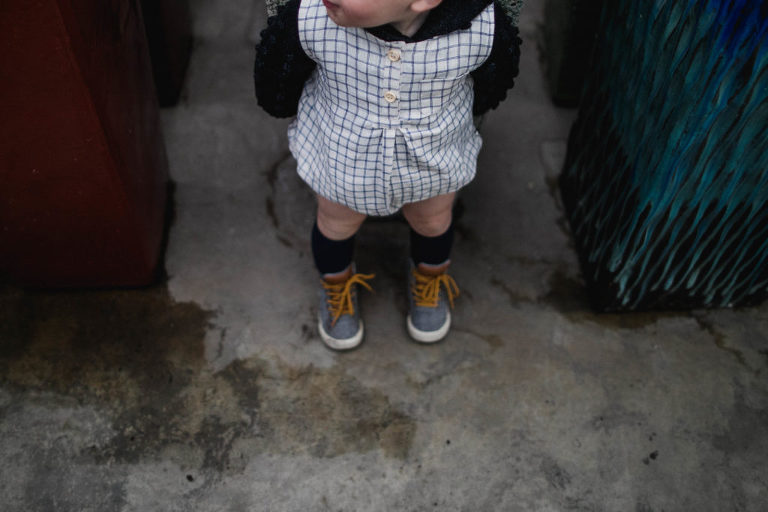toddler models outfit by CLOTH